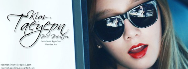 header taeyeon snsd facebook header