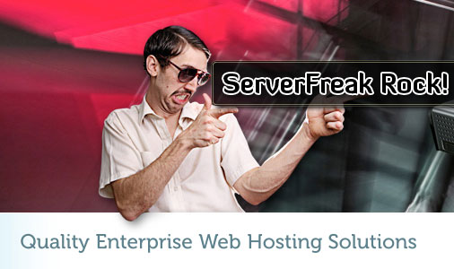 Serverfreak Rock