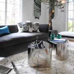 Grey Sofa Living Room Carpet Best White Paint Colors For Area Rugs Couch Interior Decor Gray Sofas