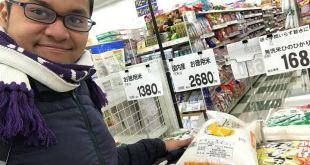Membeli Beras Terakhir dan Mengenang Foto 4 Musim di Kumamoto, Jepang