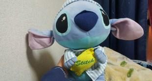Boneka Stitch, Saksi Bisu yang Setia Menemani Akhirnya Harus Dibuang!