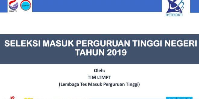 snmptn 2019