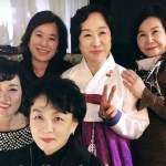 超レアBIGBANGのお母さん達5人!!集合写真公開!!