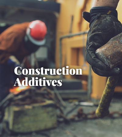 Construction Additives - NB Entrepreneurs