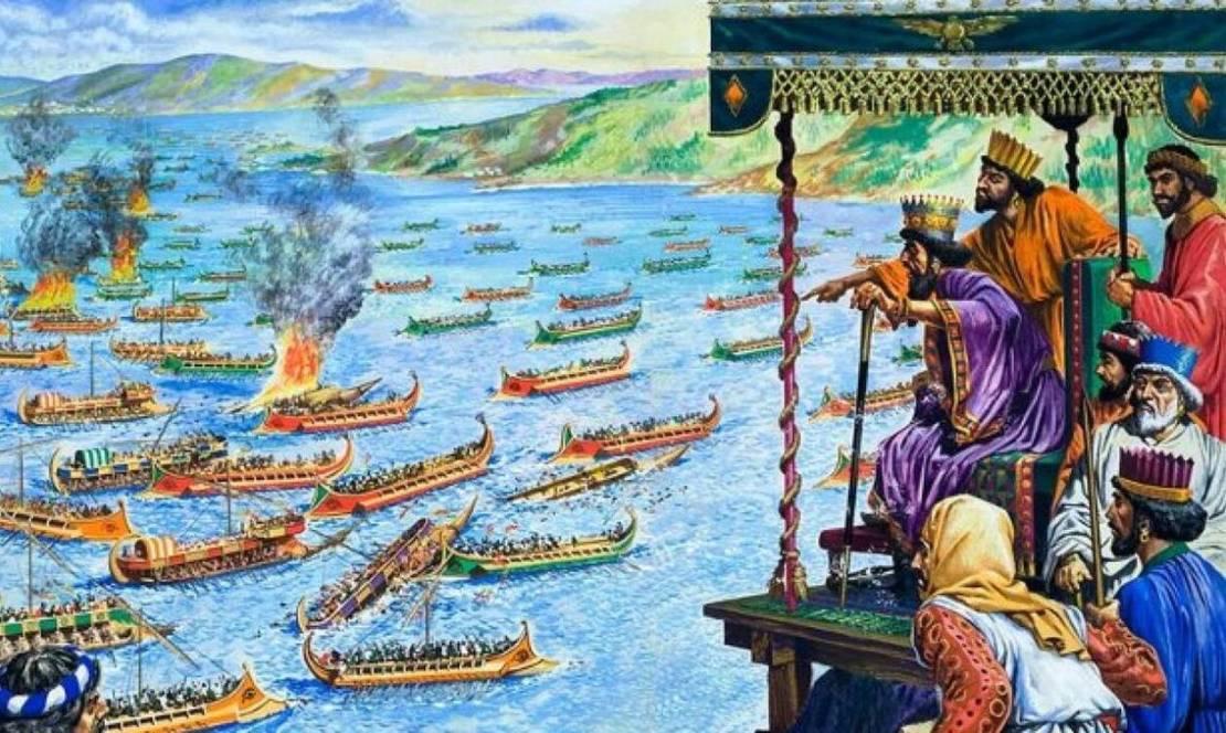 Σαν σήμερα το 480 π.Χ. έγινε η ναυμαχία της Σαλαμίνας - Newsbomb - Ειδησεις  - News