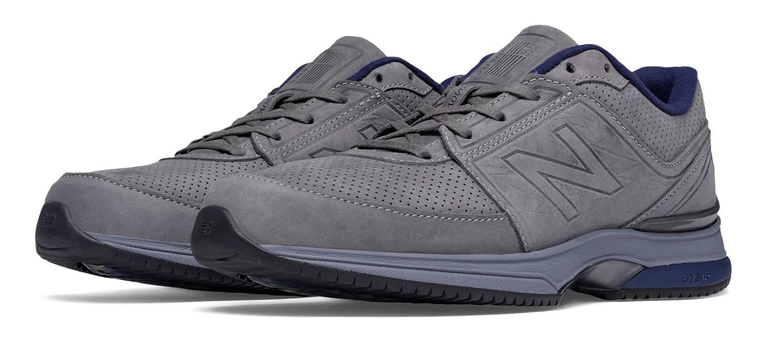 new balance new balance v grey with navy