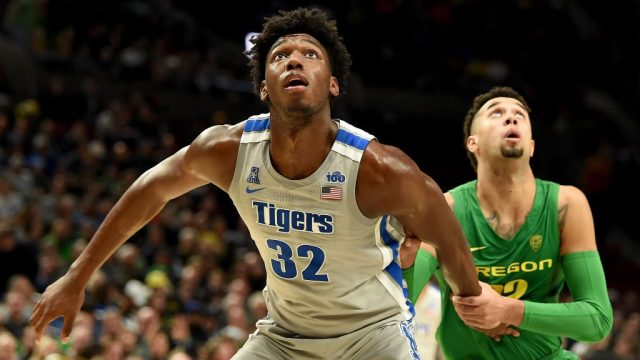 Rumor: Warriors (No. 2) and Hornets (No. 3) want James Wiseman in draft