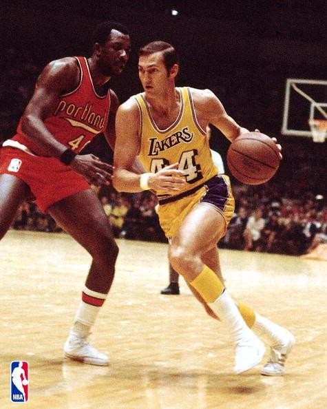 Jerry West - Le blog 100% NBA