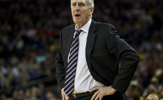 Jerry Sloan Talked About Jordan Pushing Off In The 98