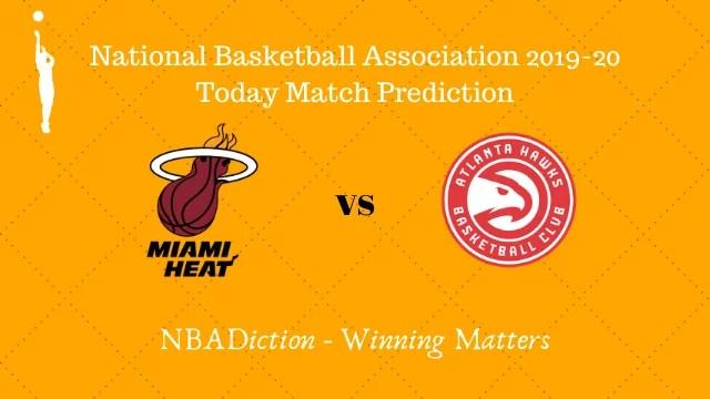 heat vs hawks 30102019 - Heat vs Hawks NBA Today Match Prediction - 29th Oct 2019