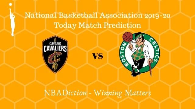 cavaliers vs celtics 06112019 - Cavaliers vs Celtics NBA Today Match Prediction - 6th Nov 2019