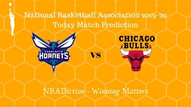 hornets vs bulls prediction 24112019 - Hornets vs Bulls NBA Today Match Prediction - 24th Nov 2019