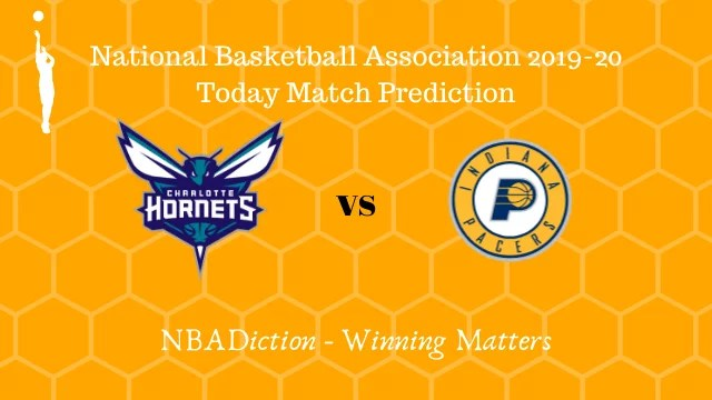 hornets vs pacers 06112019 - Hornets vs Pacers NBA Today Match Prediction - 6th Nov 2019