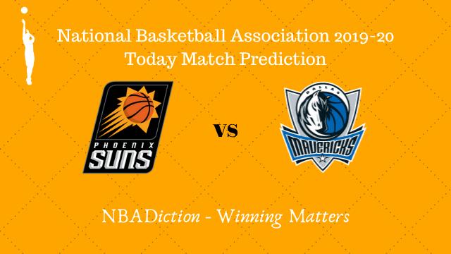 suns vs mavericks prediction 30112019 - Suns vs Mavericks NBA Today Match Prediction - 30th Nov 2019