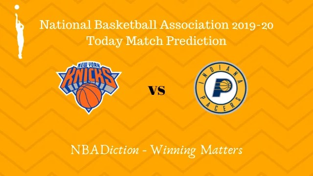 knicks vs pacers prediction 08122019 - Knicks vs Pacers NBA Today Match Prediction - 8th Dec 2019