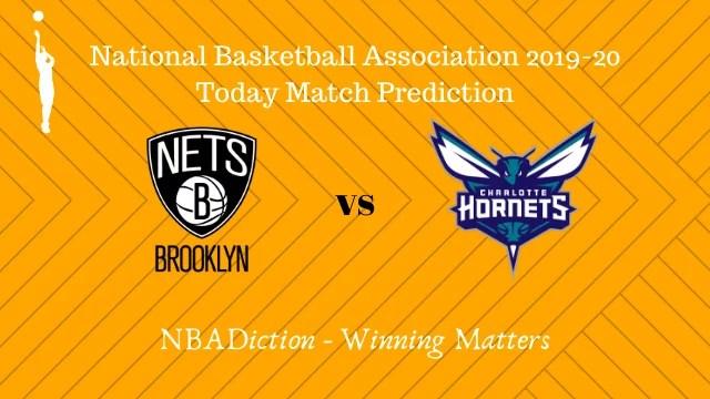 nets vs hornets prediction 12122019 - Nets vs Hornets NBA Today Match Prediction - 12th Dec 2019