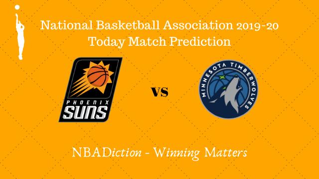 suns vs timberwolves prediction 10122019 - Suns vs Timberwolves NBA Today Match Prediction - 10th Dec 2019
