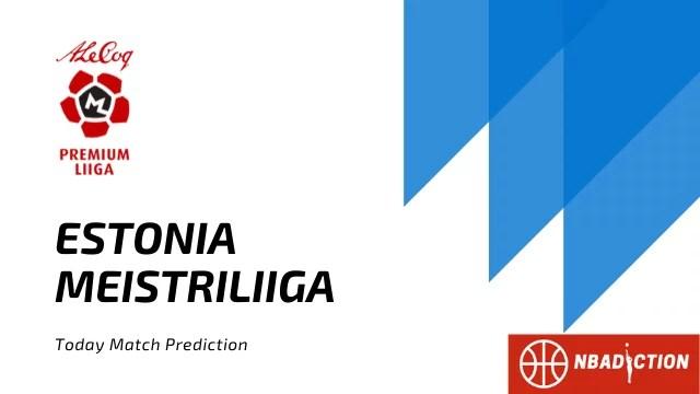 estonia meistriliiga - Levadia vs Tallinna Kalev Prediction, Estonia Meistriliiga – 6/6/2020