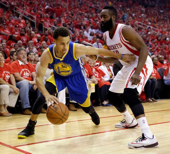 curry harden