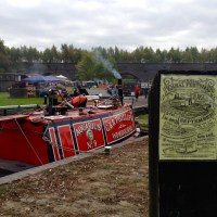 A splendid birthday weekend at Parkhead Canal festival