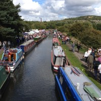 A bostin weekend at the Black Country Boating Festival 2015