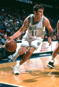 NBA Straya – NEVER FORGET! Chris Anstey's last rookie game: Dallas vs Seattle, April 10, 1998
