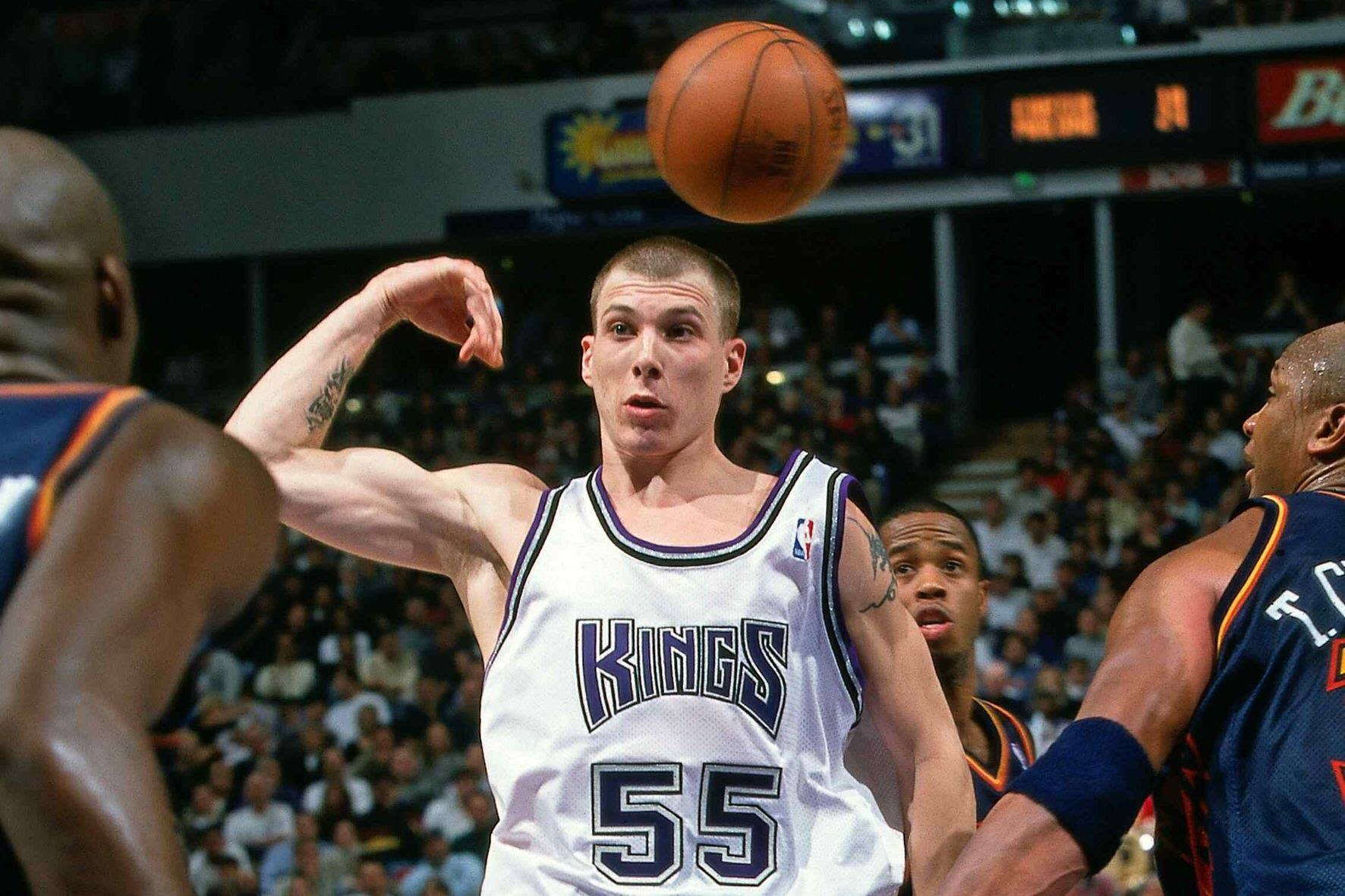 new style ce3c4 c3371 NBA Straya NEVER FORGET – OFF-SEASON EDITION: Jason Williams ...