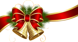 Christmas Bells & Ribbon
