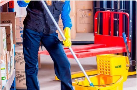 Northbay Maintenance Corporate Cleaning Janitorial Services