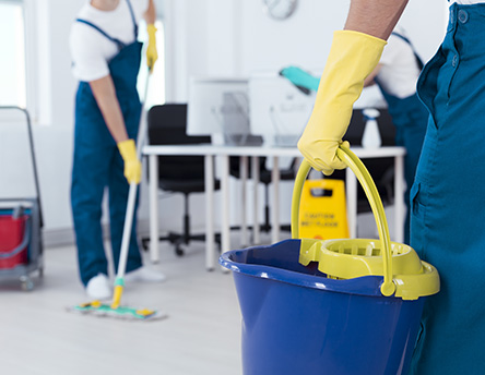 Northbay Maintenance Event Cleaning Service Bnner