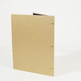nb-book-binding-columbia-university-screw-post-custom-menu-holder