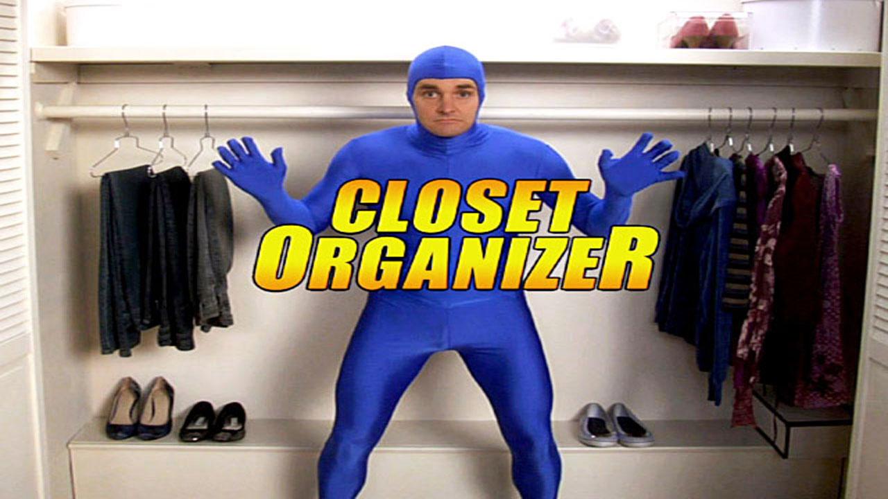 Watch The Closet Organizer From Saturday Night Live  Nbccom