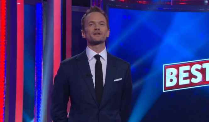Watching Neil Patrick Harris in Best Time Ever on NBC online from abroad