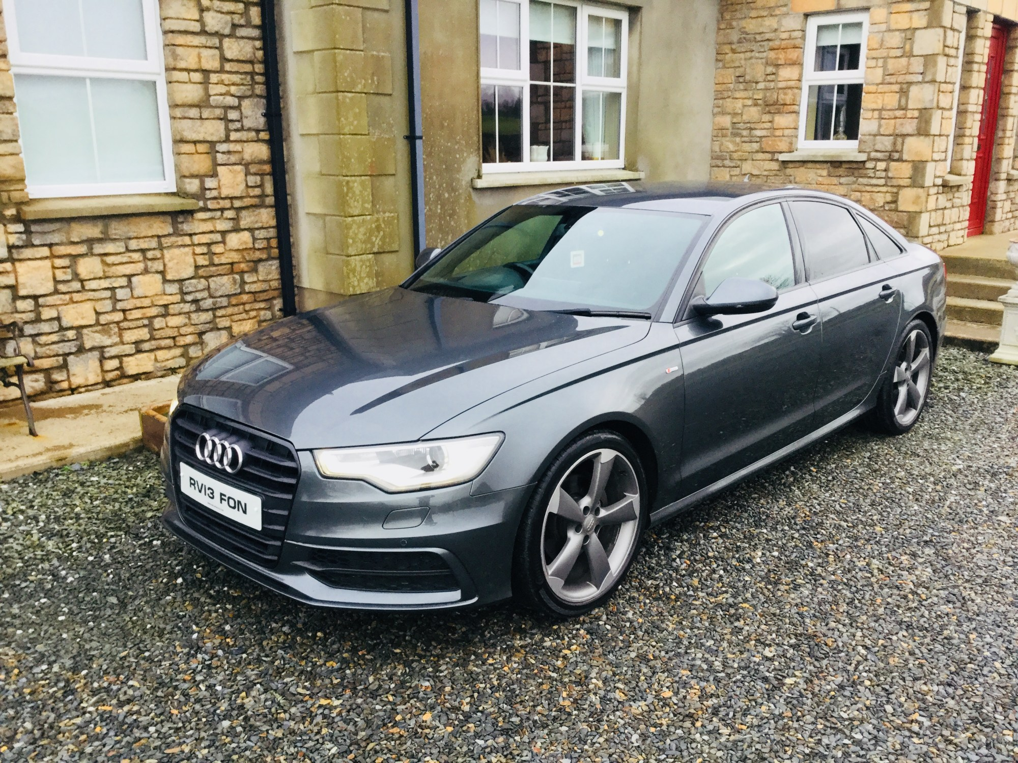 hight resolution of 2013 audi a6 sline black edition