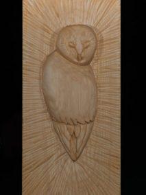 Relief Owl
