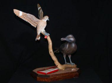 Crow and Nighthawk