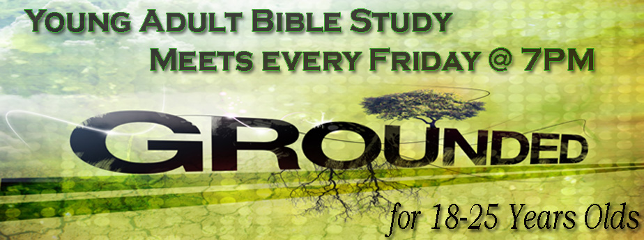 Grounded Young Adult Bible Study