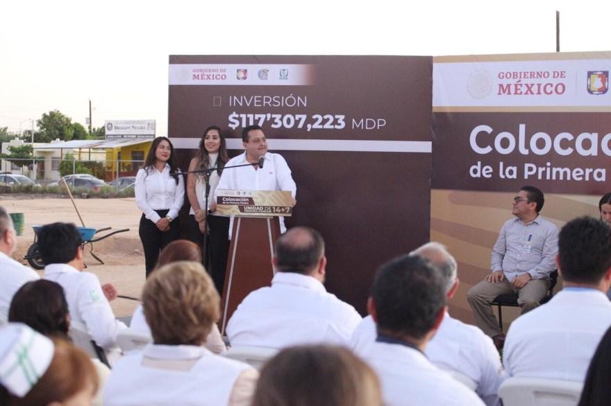 Ponen en marcha construcción de nuevo Hospital en La Paz | NBCS Noticias