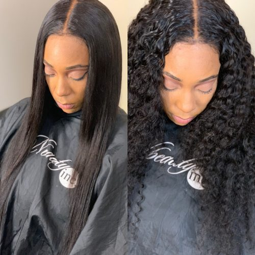 Closure /Bundles/Sew In Package