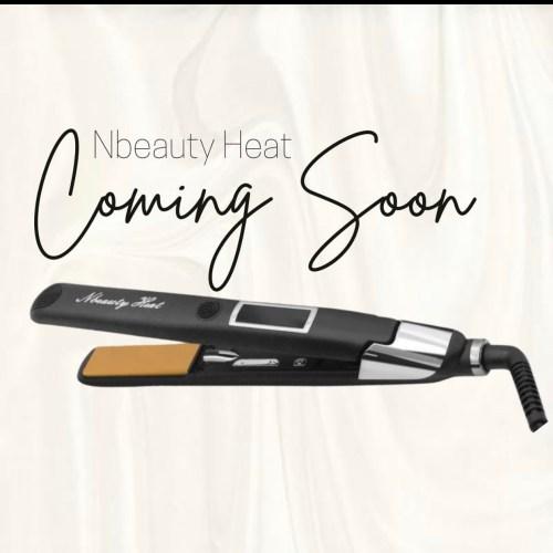 Nbeauty Heat Flat Iron