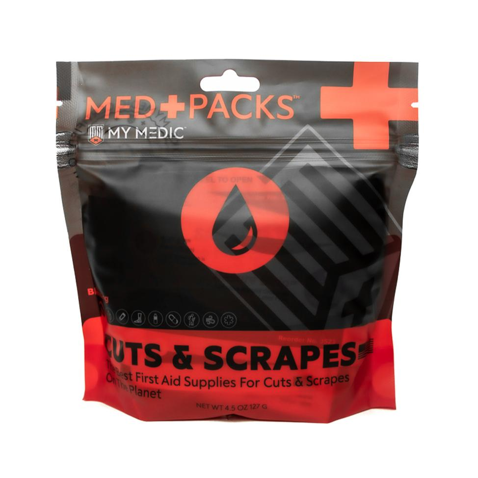 Cuts & Scrapes Med Pack