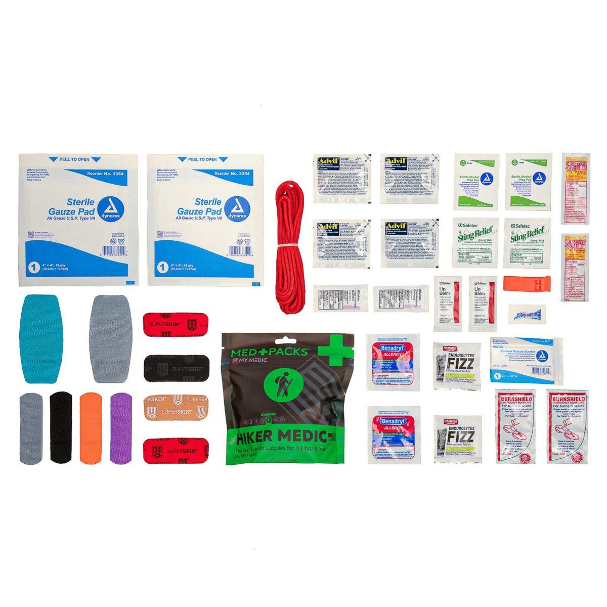 Hiker Medic Med Pack