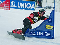 250px Jasey Jay Anderson FIS World Cup Parallel Slalom Jauerling 2012 - ジェシージェイアンダーソンはイケメンスノーボード選手!プロフィールと年齢と身長は?