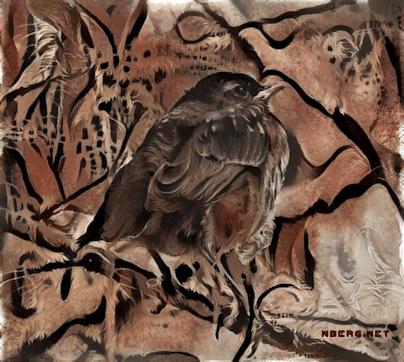 Birds in deep dream 2