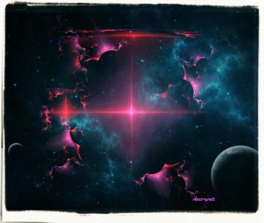 Cosmic Space Fractal 3