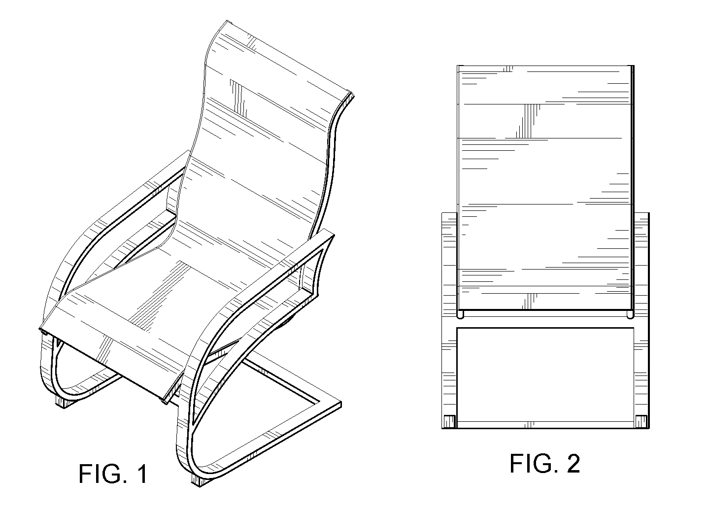 chair design patent relax the back zero gravity lounge nbg drafting and