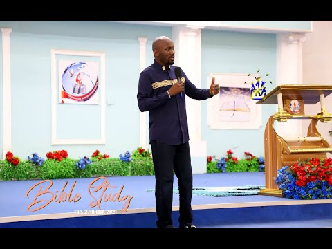 Audio Mp3: Download 8 Laws of Greatness by Apostle Johnson Suleman