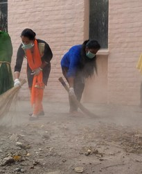 """Cleanliness Drive – """"Swacch Bharat, Swasth Bharat"""""""