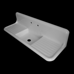 Old Kitchen Sink With Drainboard Best Remodeling Company Single Bowl Double Drainboards Model Sbdw6020 Nbi
