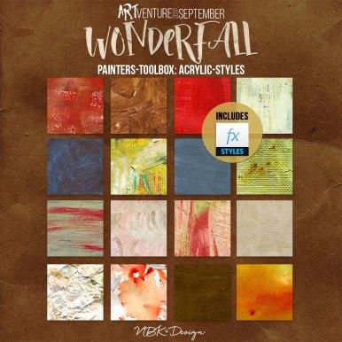 nbk-WONDERFALL-2017-PT-style-acrylic